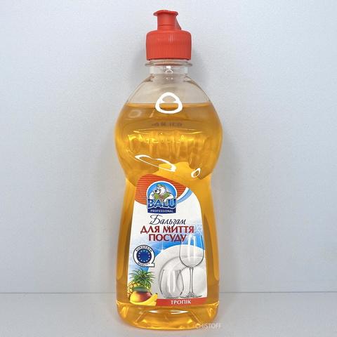 Бальзам для мыться посуды BALU 500 мл, Тропик