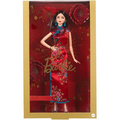 Барби Китайский Лунный Новый Год