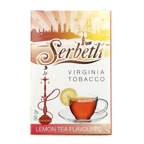 Табак для кальяна Serbetli Lemon Tea 50 гр.