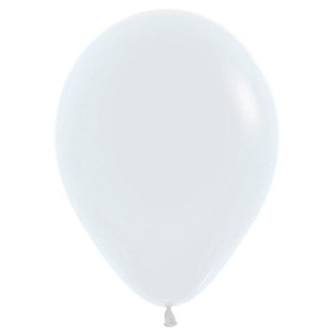 Шар Белый, 30 см