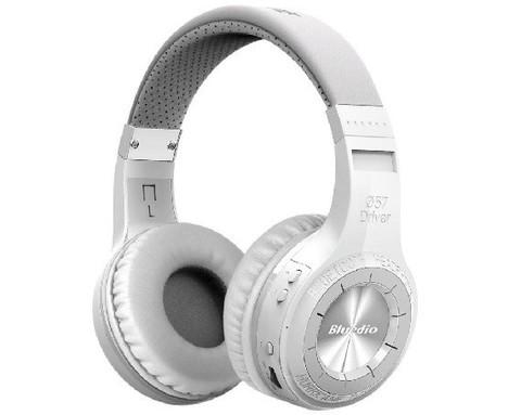 Bluedio / Наушники с Bluetooth HT с микрофоном | белые