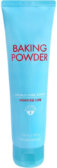 Etude House Baking Powder Crunch Pore Scrub скраб с содой для очищения пор 200г