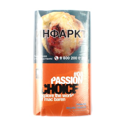 Табак сигаретный Mac Baren PASSION CHOICE 40 гр