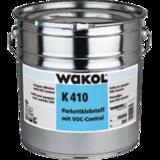 WAKOL K 410 20 кг клей на растворителях для паркета Вакол (Германия)
