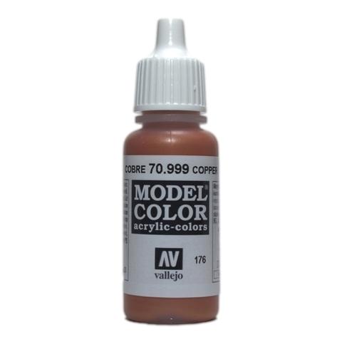 Model Color Copper 17 ml.