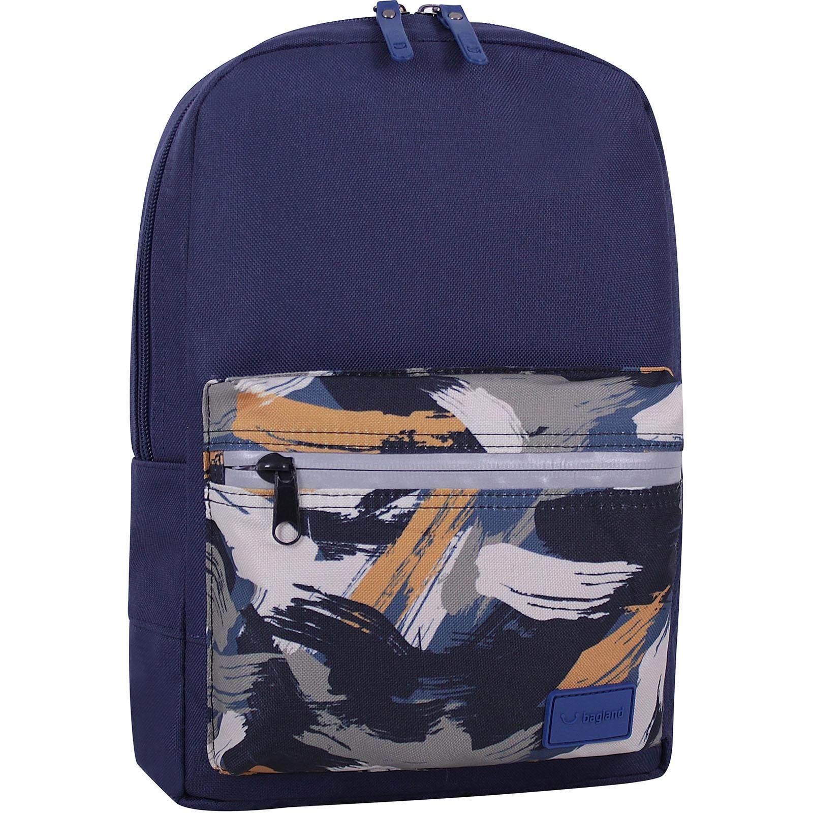 Молодежные рюкзаки Рюкзак Bagland Молодежный mini 8 л. Чернильный 773 (0050866) IMG_7998_суб.773_.JPG