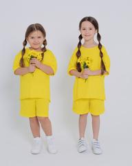 Костюм BASIC, цвет лимон