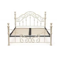 Кровать Виктория 200x160 (Victoria WF 9603) Античный белый
