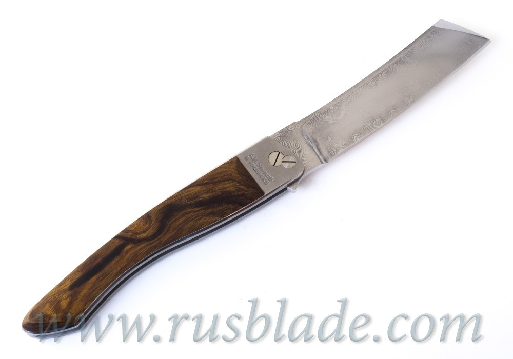 Custom Urakov Al Capone Super Folding knife - фотография