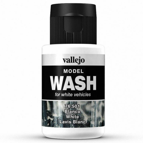 White Wash 35 ml.