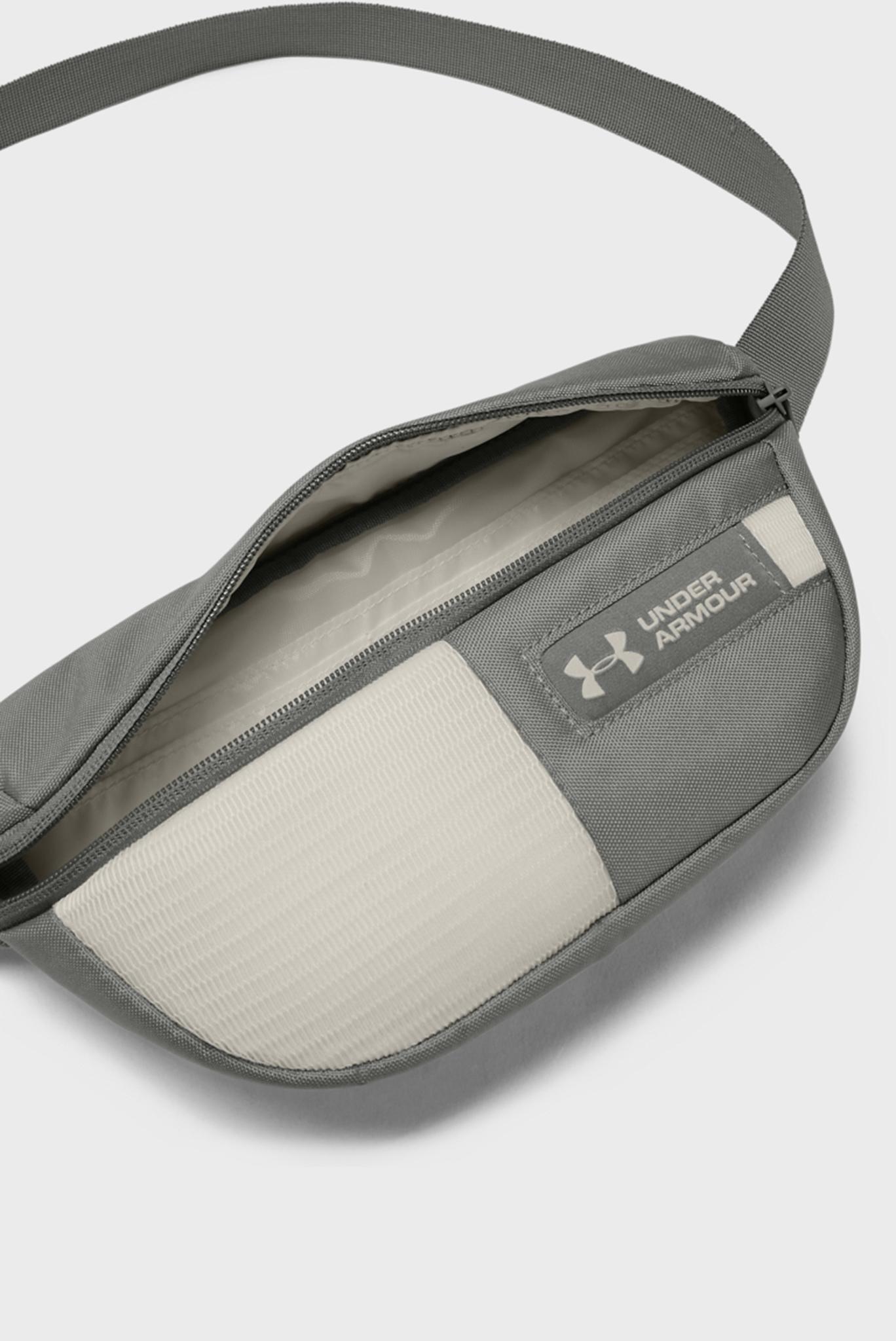 Оливковая поясная сумка UA Waist Bag Under Armour