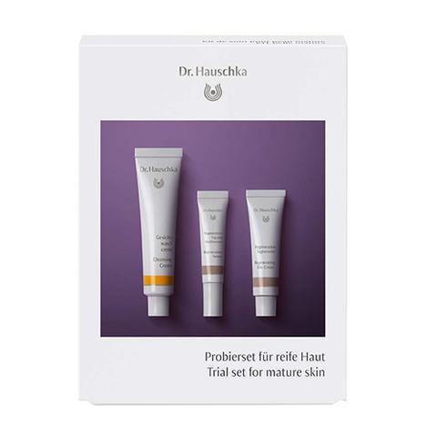 Набор пробников для зрелой кожи (Probierset Reife Haut) Dr.Hauschka