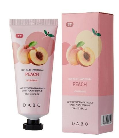 Dabo Крем для рук с экстрактом персика 100мл