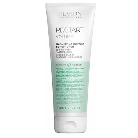 REVLON Restart Volume: Кондиционер придающий волосам объем (Magnifying Melting Conditioner), 200мл/750мл