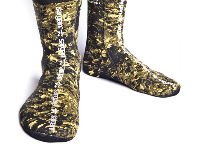 Носки Sargan Аргази камо rd2.0 - 5 мм