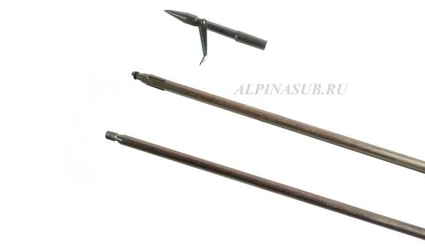 Гарпун с наконечником Alpinasub Дельфин 500