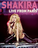 Shakira / Live From Paris (RU)(DVD)