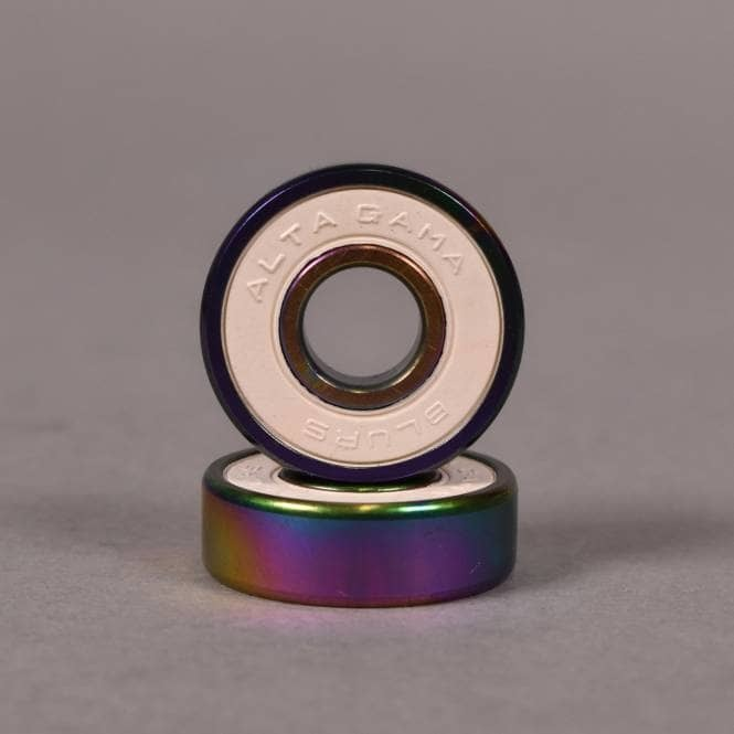 Подшипники для скейта BLURS Titanium Colorful