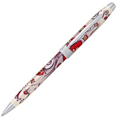 Cross Botanica - Red Hummingbird Vine, шариковая ручка, M, BL123
