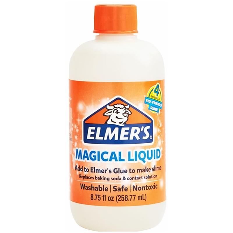 Загуститель активатор для слайма Elmer's Magical Liquid 259 мл