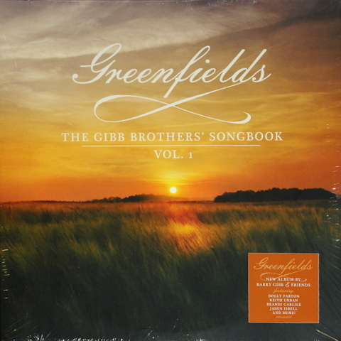 Barry Gibb & Friends / Greenfields - The Gibb Brothers Songbook Vol. 1 (2LP)