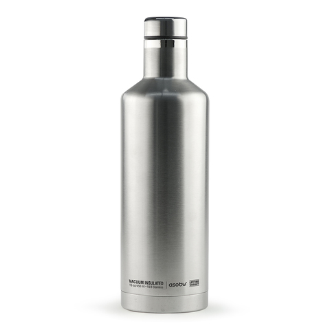Термобутылка Asobu Times square (0,45 литра), стальная