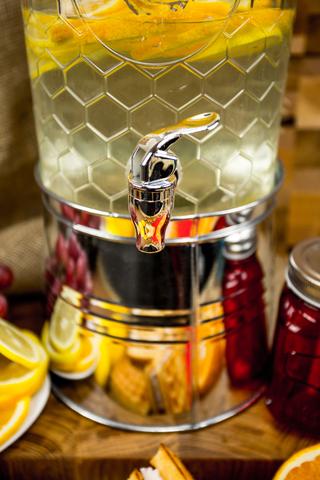 Диспенсер для напитков «Франция», 6 литров