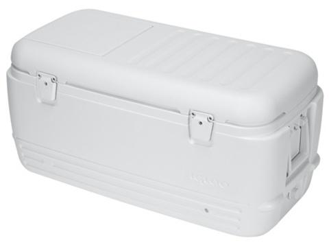 Изотермический контейнер (термобокс) Igloo Quick&Cool 150 (143 л.), белый
