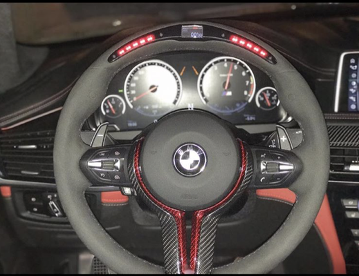 Карбоновая вставка в М Performance руль для BMW X6M F86