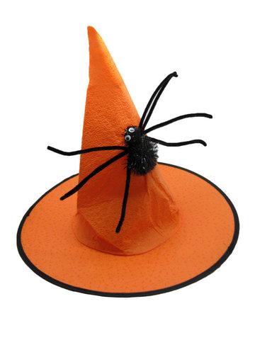 Колпак Ведьмы с пауком
