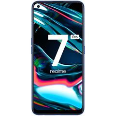 Смартфон Realme 7 Pro 8/128GB Зеркальный синий