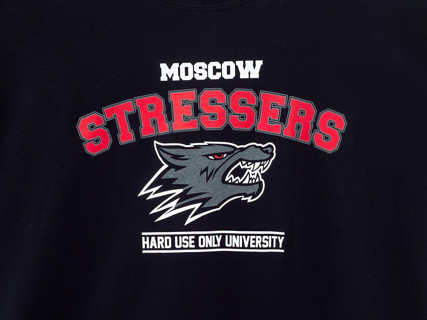 "Футболка STRESS ""STRESSERS"""