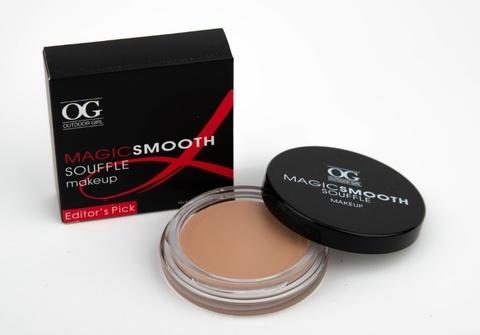 OG-FB6105 Тональный крем-суфле для лица Magic Smooth Souffle тон 03 бежево-розовый