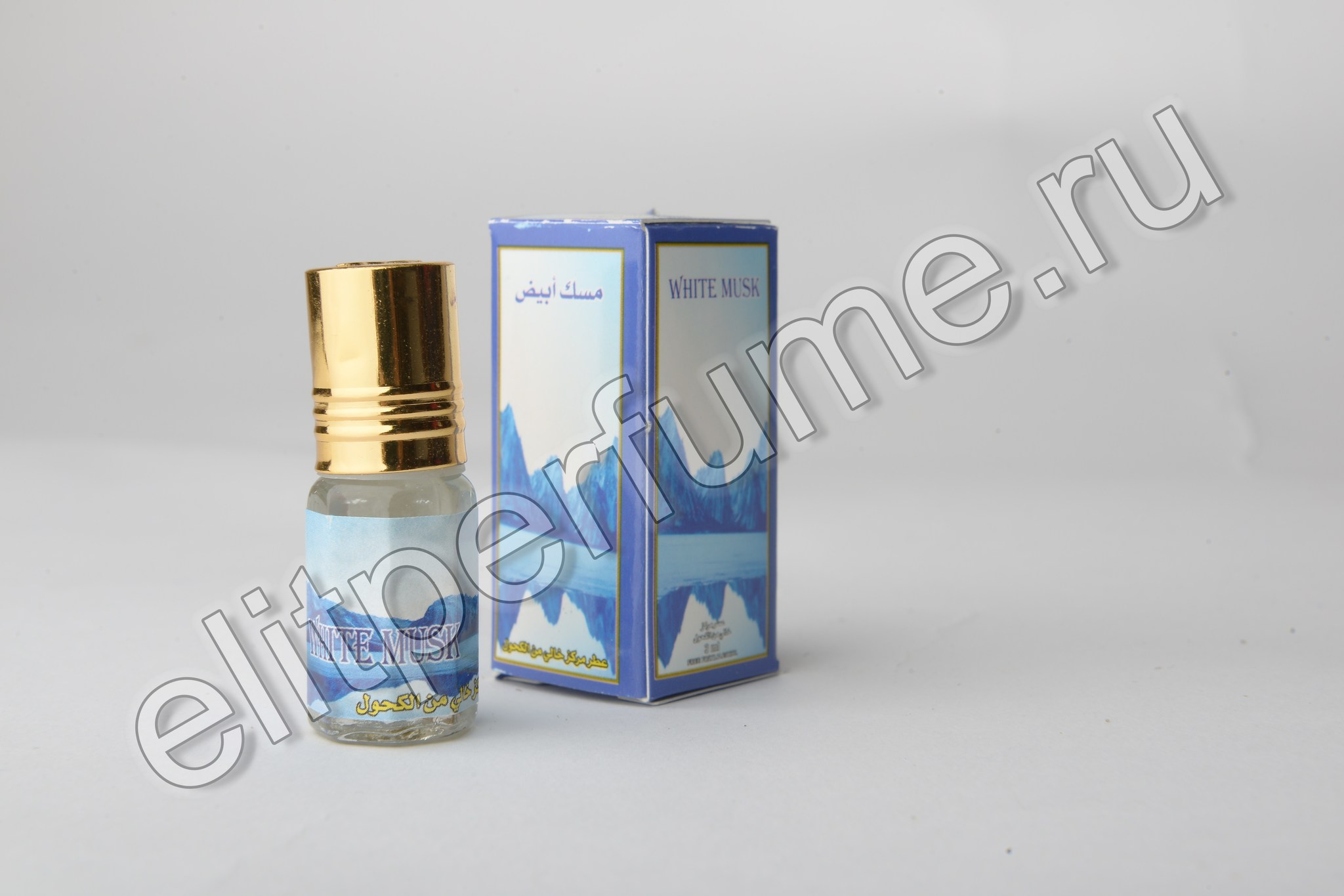 White musk 3 мл арабские масляные духи от Захра Zahra Perfumes