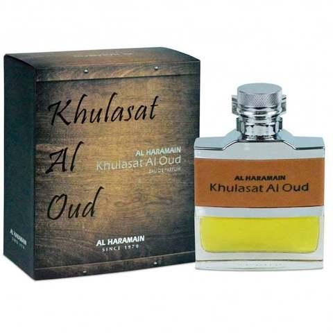 KHULASAT AL OUD / Хусалат Аль Уд 100мл