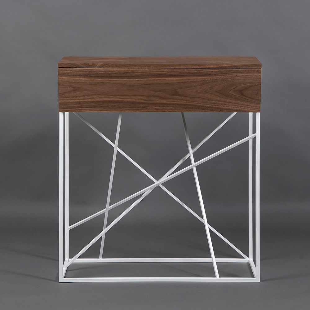 Тумба Intelligent design Wilson box white - вид 4