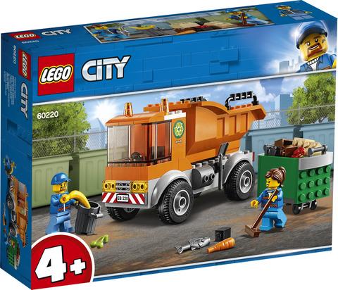 Konstruktor LEGO City Great Vehicles Мусоровоз