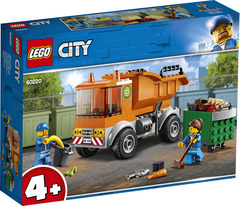Konstruktor LEGO City Great Vehicles Мусоровоз