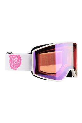 Маска TERROR - SPECTRUM Pink/White