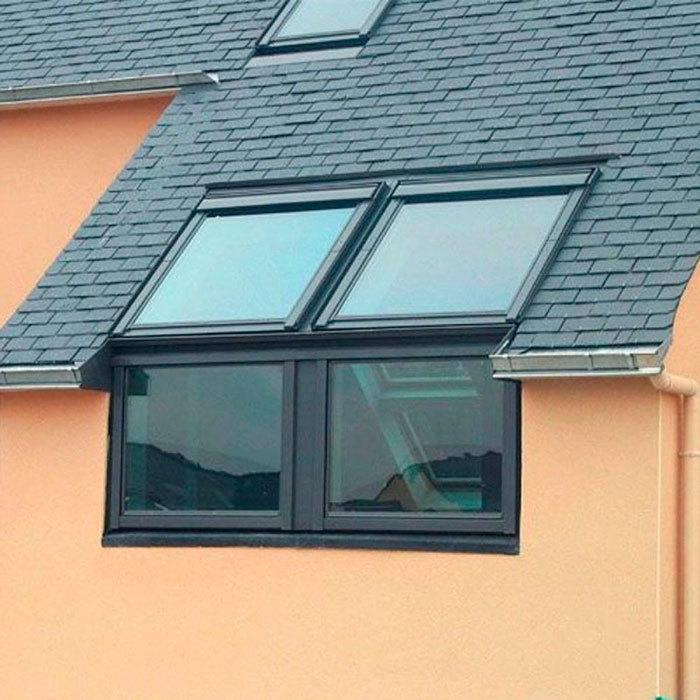 Карнизное окно  FAKRO