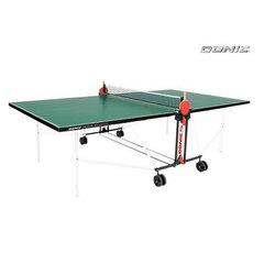 Теннисный стол OUTDOOR ROLLER FUN GREEN с сеткой 4мм