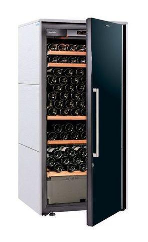 Винный шкаф EuroCave D Collection M белый хлопок, сплошная дверь, стандартная комплектация