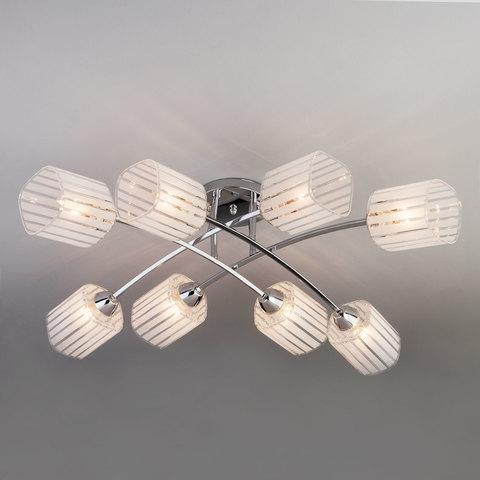 Потолочный светильник 30125/8 хром