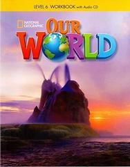 Our World BrE 6 WB+ CD(x1)