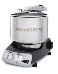 Тестомес комбайн Ankarsrum AKM6230BD+ Assistent черный бриллиант (расширенный)