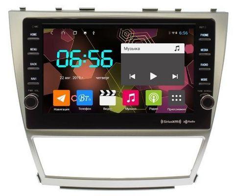 Магнитола Toyota Camry V40 2006 - 2012 Android 9,0 4/64 IPS DSP  модель СB3018T9KP