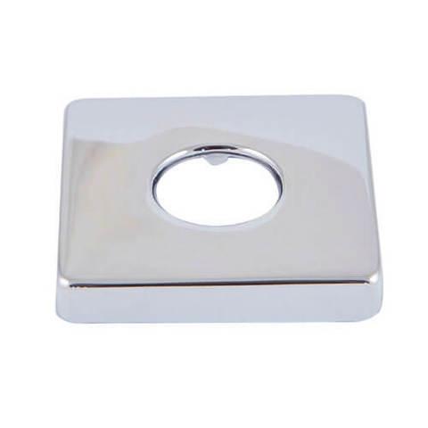 Розетка для санитарной арматуры Square Античная латунь