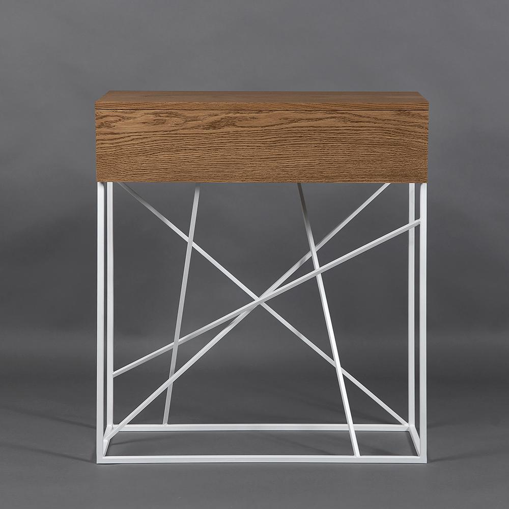 Тумба Intelligent design Wilson box white - вид 3