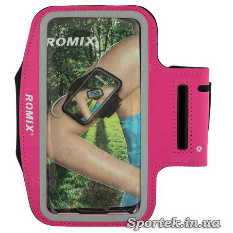 Чохол ROMIX для смартфона на руку