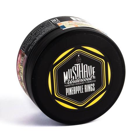 Табак Musthave Pineapple Rings (Ананасовые кольца) 250 г